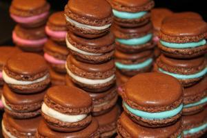Recept: ChokladMacarons