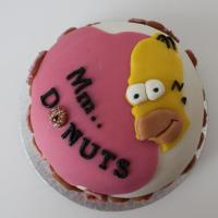 Homer Simpson and his Donuts