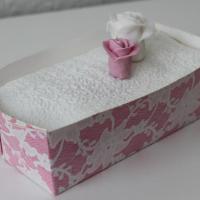 Tårta i en ask