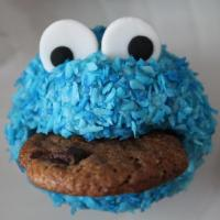 Mini-Kakmonster-Cupcakes