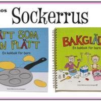 Tävling: Bak- & kokbok till de små
