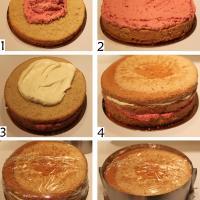 Steg-för-Steg: Att fylla en tårta