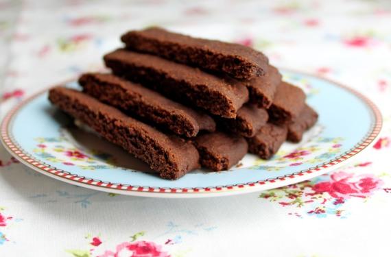 Recept: Goda Chokladiga Snittar