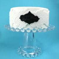Tårta med lite bling bling
