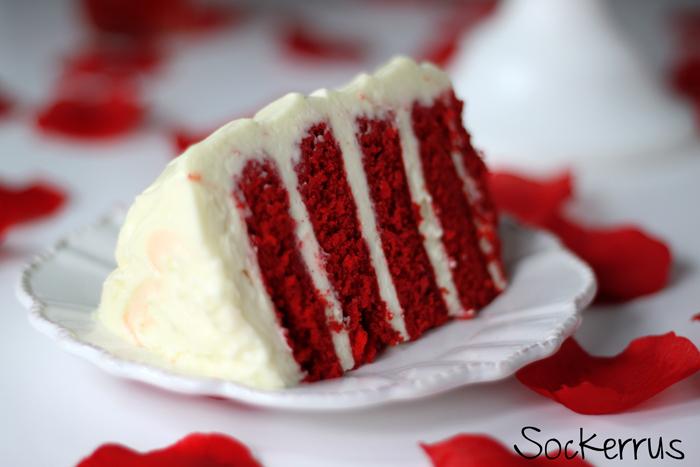 Red Velvet Cake Roy Fares