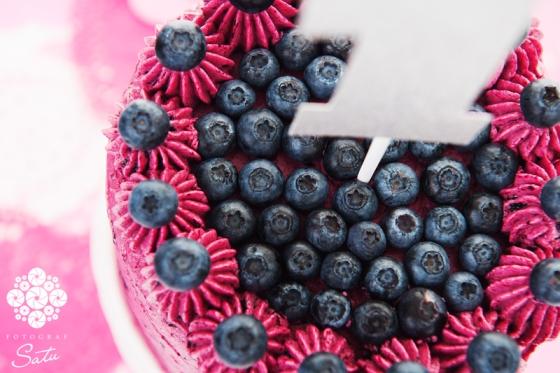 blåbärstårta