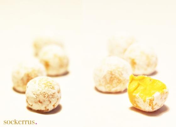 Saffranstryffel by sockerrus