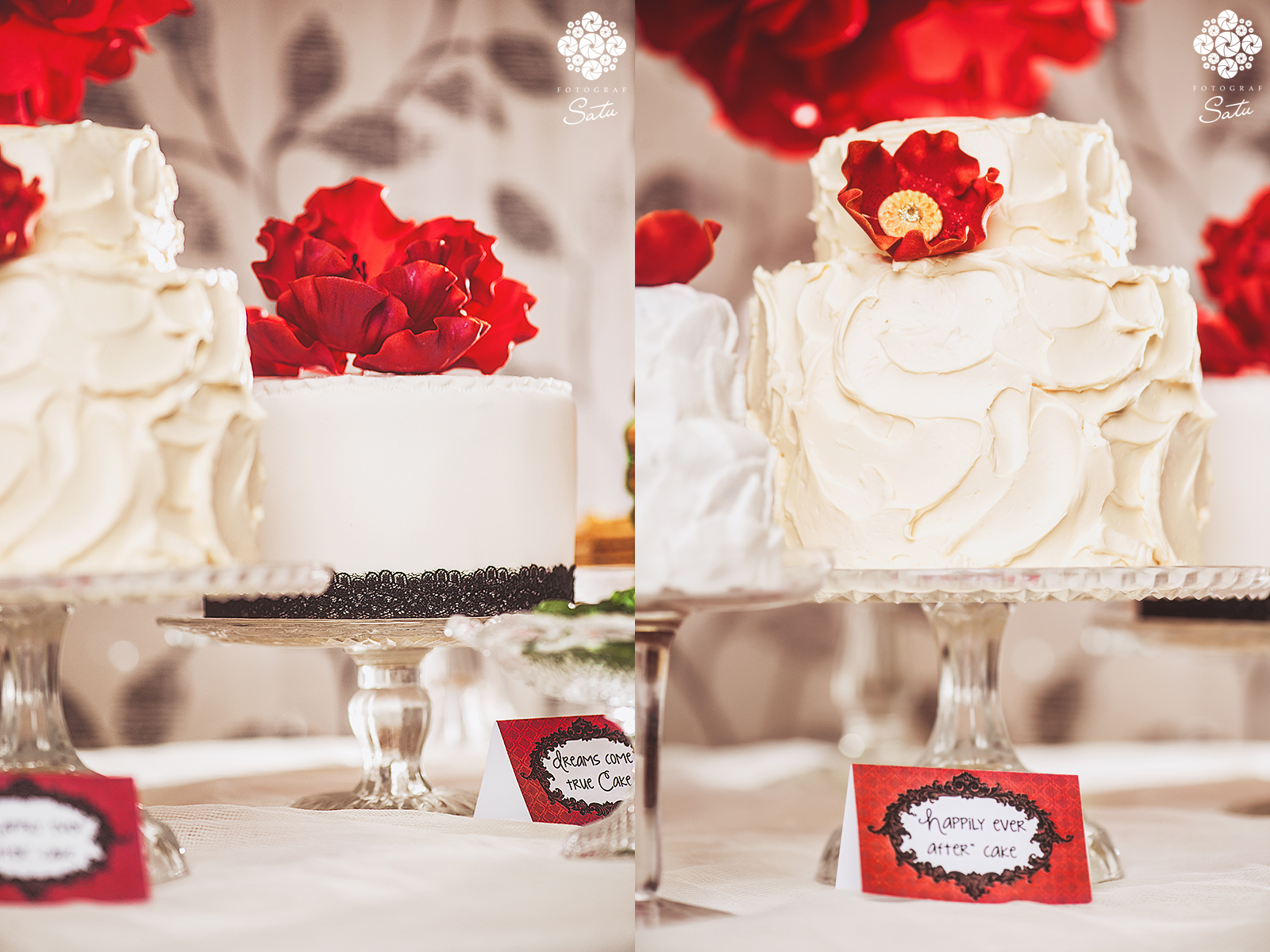Chokladbollstårta chokladbollstårtor ombre cake fotograf satu made by sockerrus