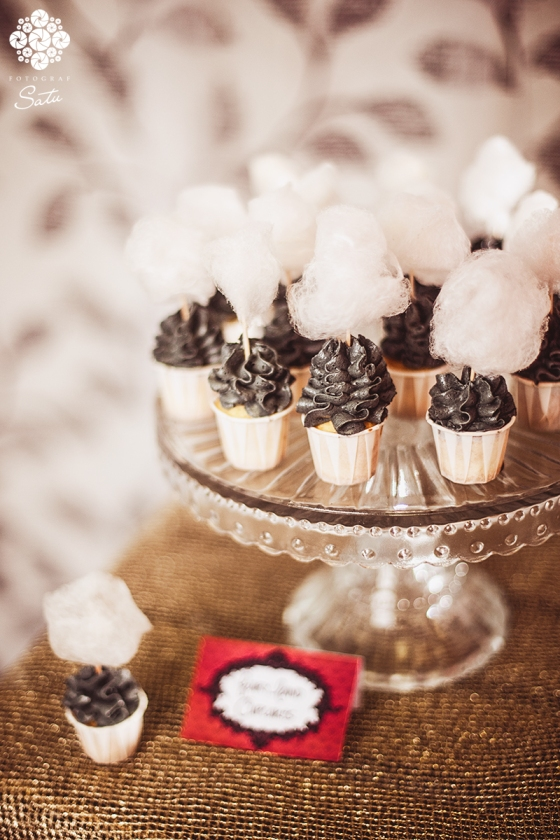 cotton candy cupcakes sockervadd fotograf satu made by sockerrus
