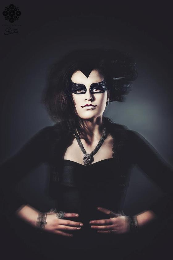 Evil queen makeup Photo and make up by Fotograf Satu