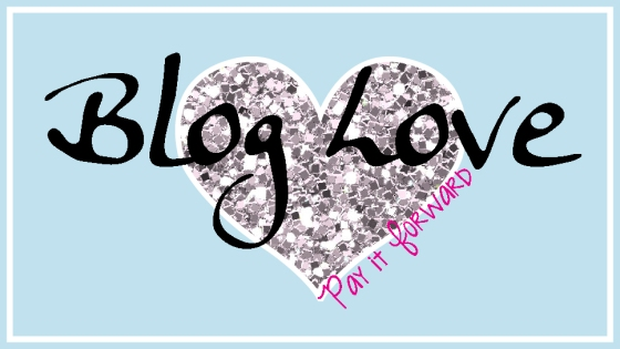 Blog Love - Pay it forward