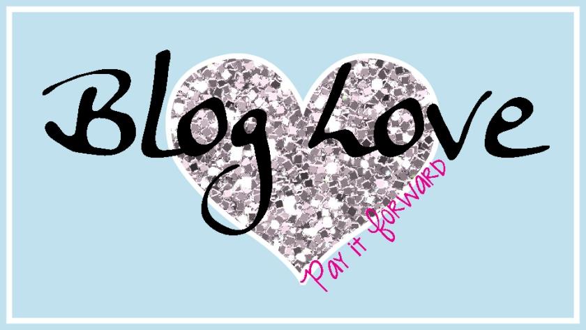 Blog Love - Pay it forward